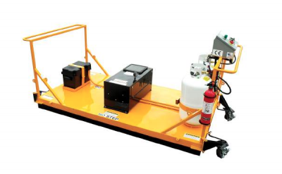 KM 4-40, KM 4-48, KM 2-18, LB 2-16 Infrared Recyclers